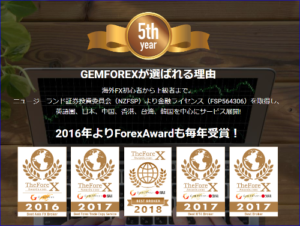 GemForexアイキャッチ画像